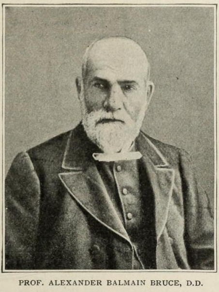 Bruce, Alexander Balmain