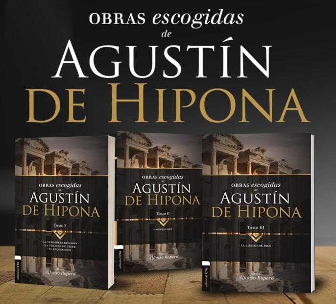 Pack Obras escogidas de Agustín de Hipona