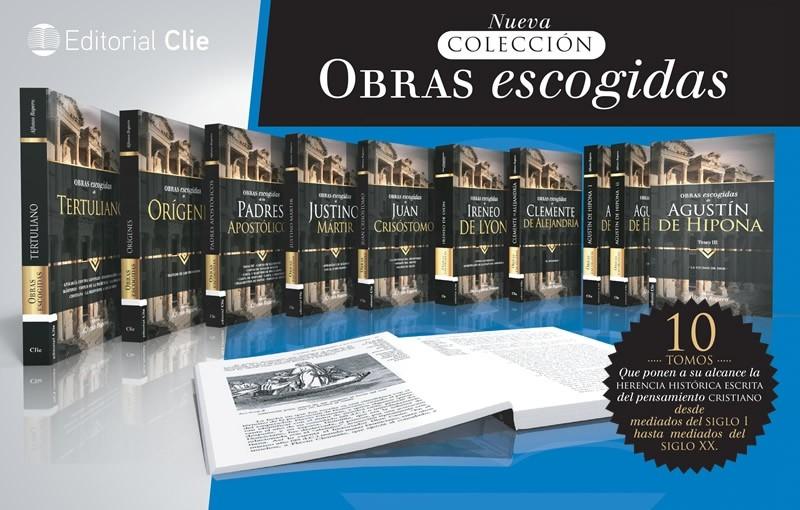Pack Colección Obras Escogidas