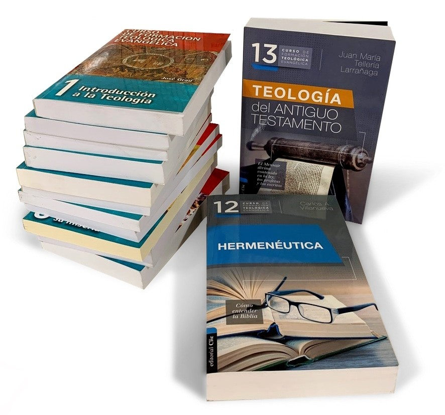 Colección Curso de Formación Teológica Evangélica