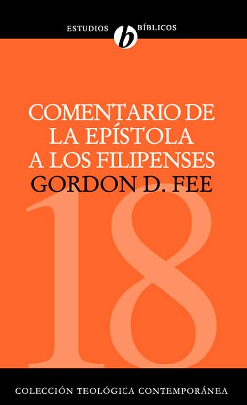 18. Comentario de la Epístola a los Filipenses
