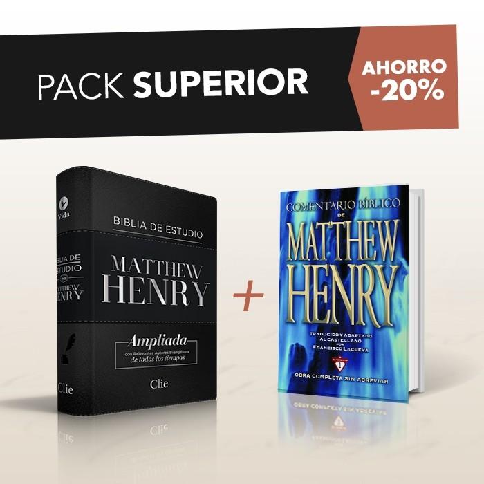 PACK MATTHEW HENRY SUPERIOR