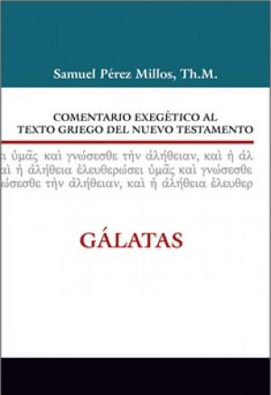 09. Comentario exegético al texto griego del Nuevo Testamento: Gálatas