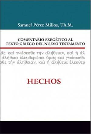 05. Comentario exegético al texto griego del Nuevo Testamento: Hechos