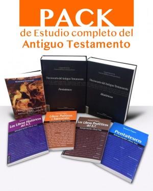 PACK de Estudio completo del Antiguo Testamento