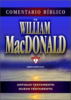Comentario Bíblico de William MacDonald - Obra completa A.T. y N.T.