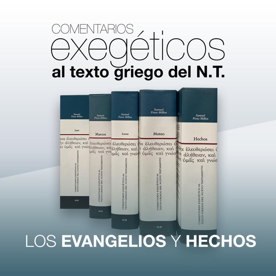 Pack Los Evangelios y Hechos